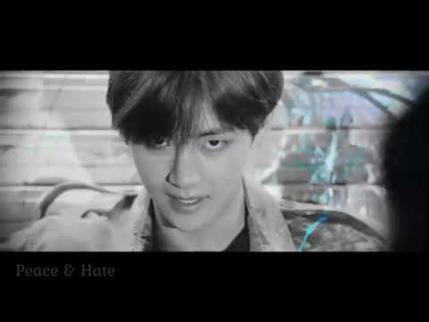 [Taehyung & Kai] Танцы на стеклах {Slash 18+} |EXO - BTS|
