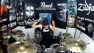 Eminem - Survival - Drum Cover