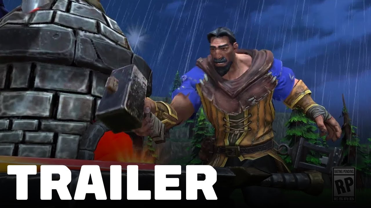 Warcraft 3 Reforged Release Date Trailer Gameplay And
