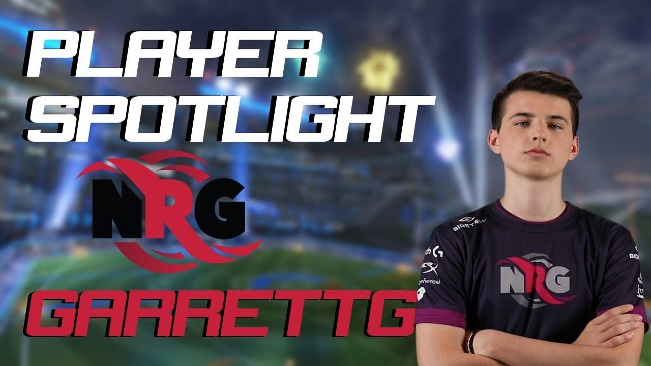 [Player Spotlight] GARRETTG   Rocket League