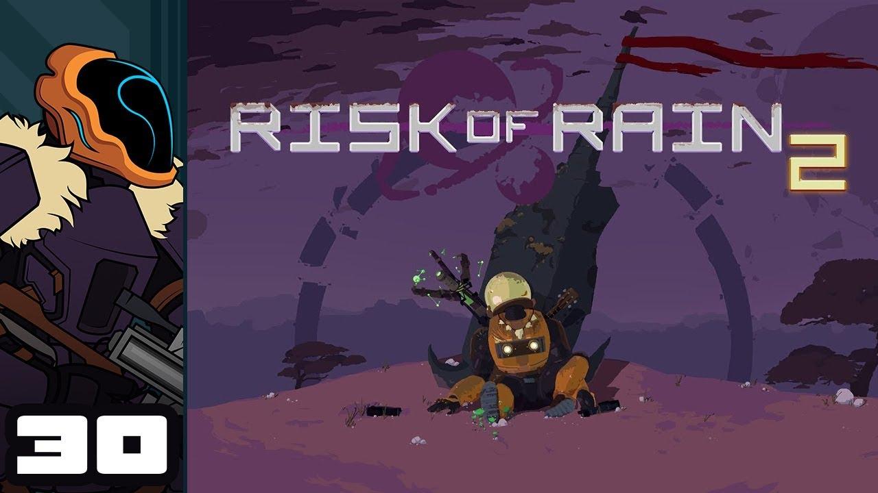 Risk of rain 2 shrine of order