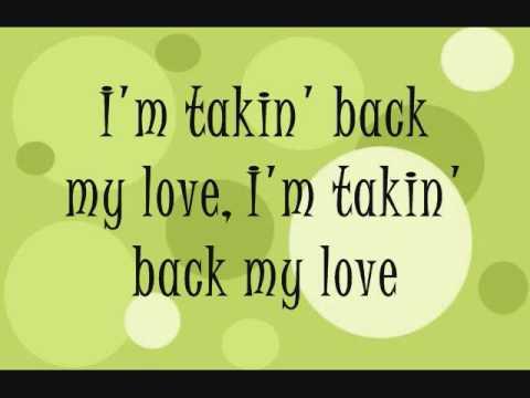 Takin Back My Love Enrique Iglesias ft Ciara Lyrics