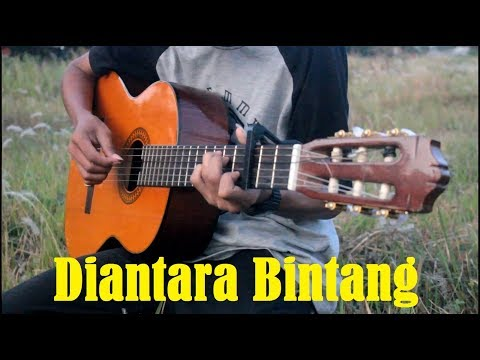 HELLO - DIANTARA BINTANG [Cover Fingerstyle By Yetsin Tamu Ama]