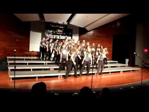 Elkhorn Valley View Middle School - Voltage Show Choir - Opening