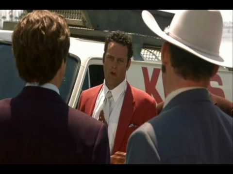 Wes Mantooth - Anchorman