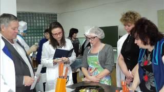 практика выпускной группы поваров, кондитеров гр 15