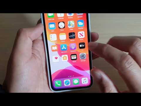 IPhone 11 Pro: How To Go Back To Home Screen Without Home Button