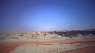 قناة السويس الجديدة :مشهد عام للموقع الرئيسى بمنطقة نمرة 6 ديسمبر2014