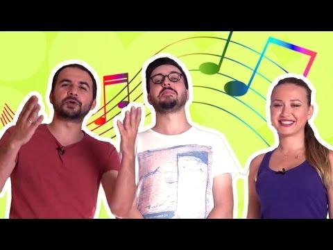 Hadi Bize Şarkı Söyle - JÜRİ SEÇİYOR