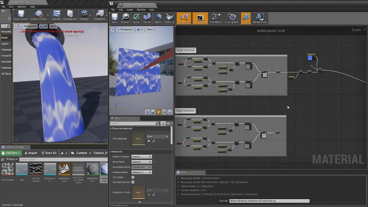 Introduction to Visual Effects for Games in Unreal | The Gnomon Workshop