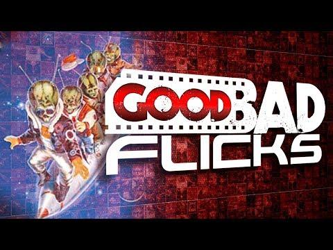 Spaced Invaders - Good Bad Flicks