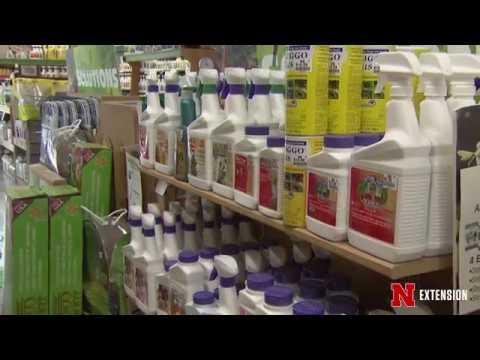 Pesticide Drift Damage