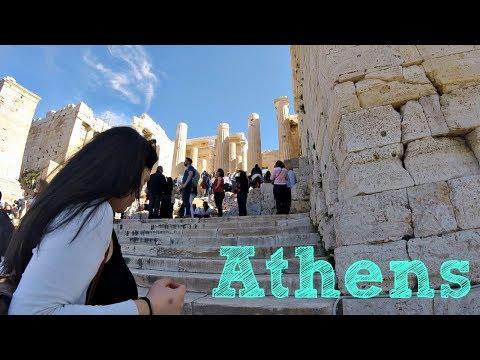 Acropolis & Parthenon temple - Athens, Greece