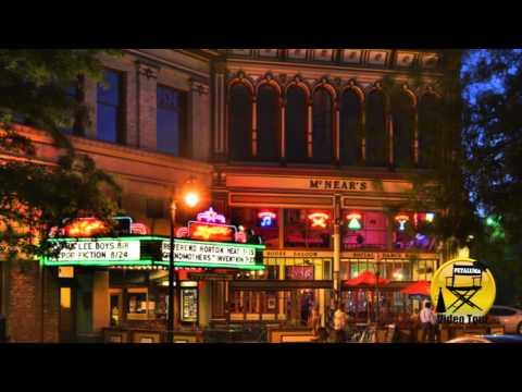 Petaluma Video Tour - Downtown