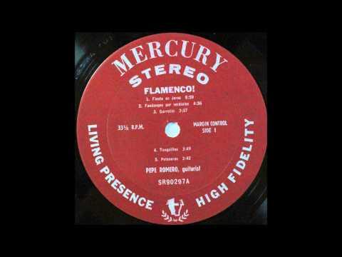 Pepe Romero-- Flamenco!, SIDE 1