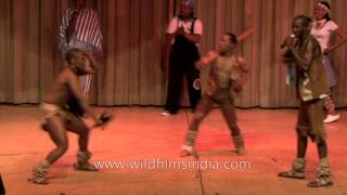 Botswana dance from the heart of Africa