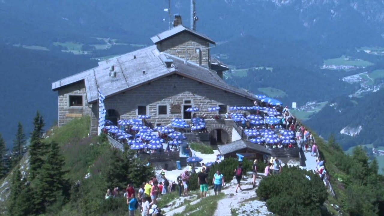 Kehlsteinhaus Webcam