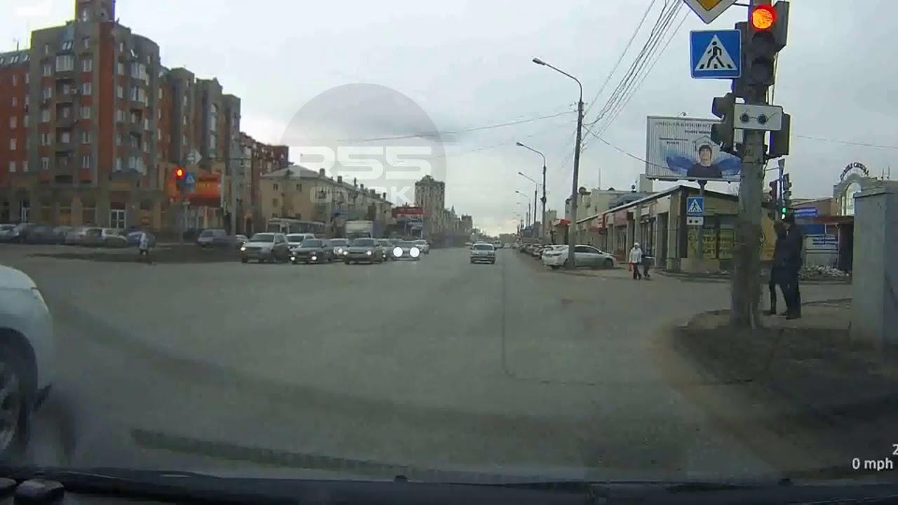 Жажда первенства, Омск