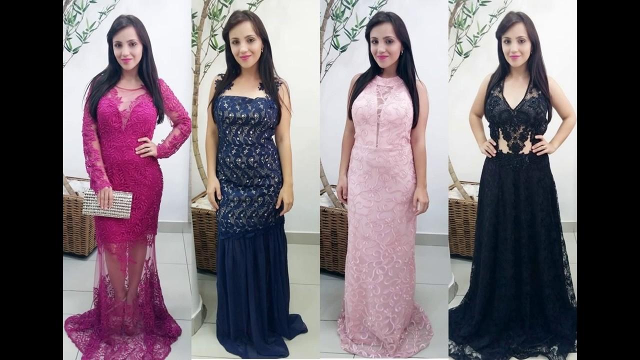 9bf615df8 Veja Modelos de Vestidos Para Festa Baratos Para Comprar! - YouTube