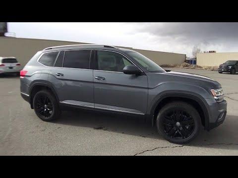 2019 Volkswagen Atlas Reno, Carson City, Northern Nevada, Roseville, Sparks, NV KC527145