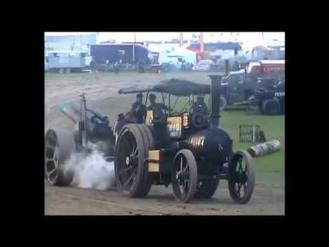 Steam Engines At GDSF 2014