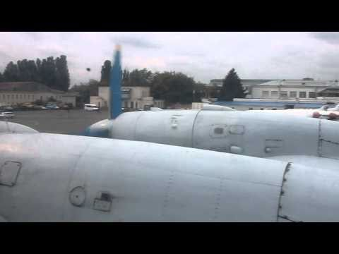 il-18 engine start