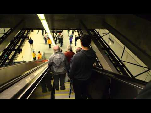 Link Light Rail - University of Washington Station