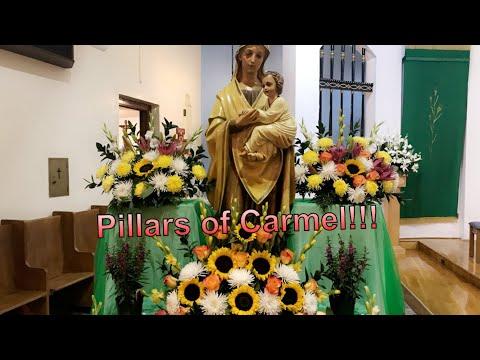 The Carmelite Pillars!!!