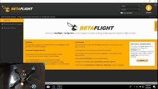 How to setup Betaflight on Racing Drone (Bangla)