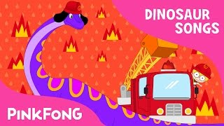 If Dinosaurs Were Still Alive | Dinosaur Songs | Pinkfong Songs for Children