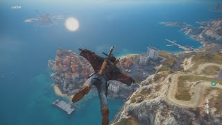 [PS4] Just Cause 3 - 40 Minutes of Open World Mayhem & Gameplay [1080p 60FPS HD]