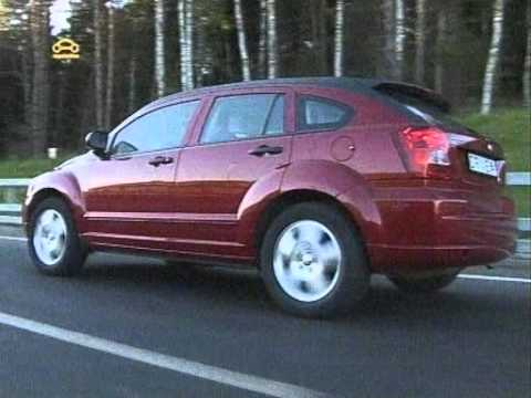 Тест-драйв Dodge Caliber и Volkswagen Golf Plus