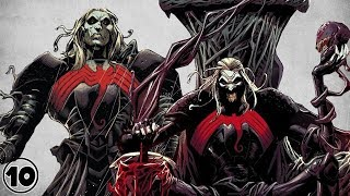 Top 10 Knull The God Of Symbiotes Shocking Facts