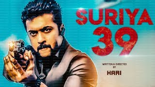 BREAKING : Actor Surya Next Movie Title After NGK And Kaappaan ??