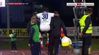 Highlights  TSV Hartberg   -  SC Wiener Neustadt