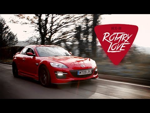 Mazda RX-8: All You Need Is Rotary Love