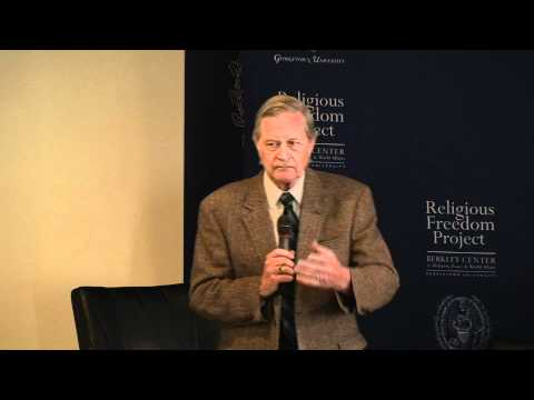 John Voll on Blasphemy Laws and Violence