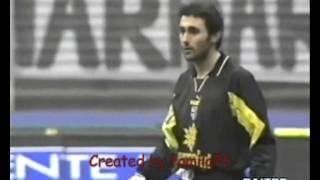 Torino Calcio-Parma 2-2 (Sensini, Dionigi, D.Baggio, Angloma) stagione 1995-96