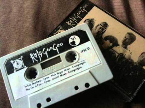 KajaGooGoo Rare 1982 Demo Cassette