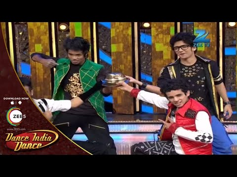 Dance India Dance Season 4 - Finalists Shyam, Sumedh, Manan and Biki Das Power Packed Performance