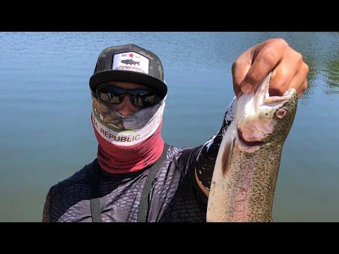 Lake Gregory Ca Fishing 05/31/19
