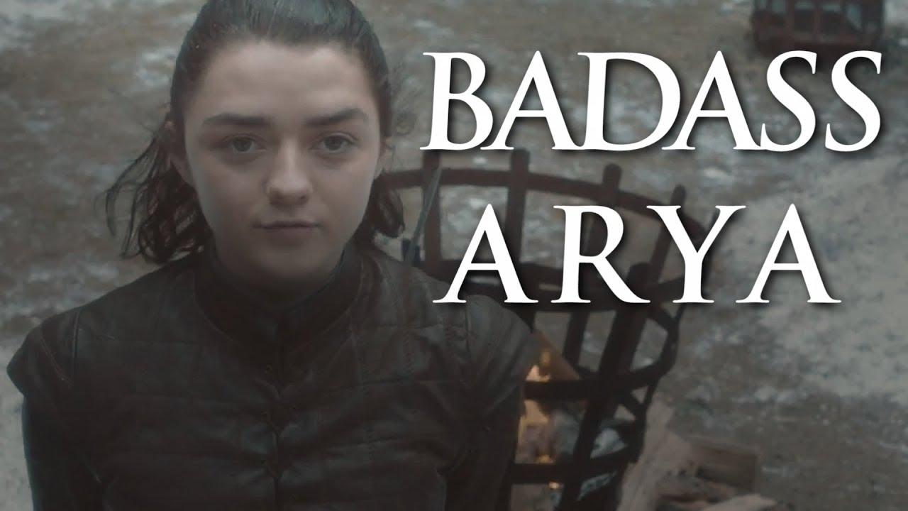 Badass Arya Stark Scenes 1080p Youtube