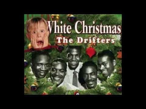 Drifters White Christmas.The Drifters White Christmas