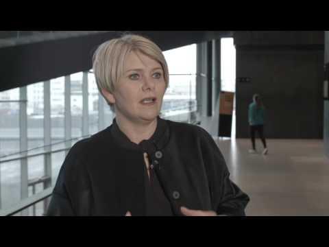 Nordic Startup Awards Grand Finale 2016 - Ragnheiður Elín Árnadóttir 2/2