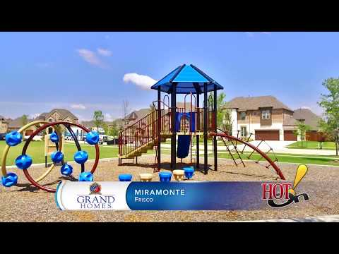 Grand Homes at Miramonte in Frisco, TX
