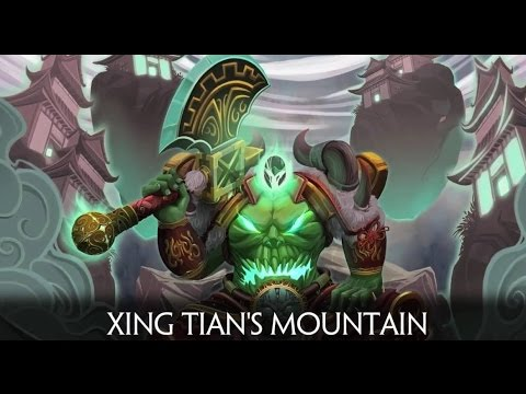 видео: smite | xing tian's mountain - round 25! (Проход Горы Син Тяня)