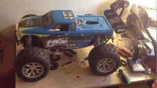 Losi lst XXl tips and review