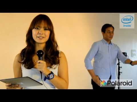 Philippine Star Sports Writers for Polaroid Tablet