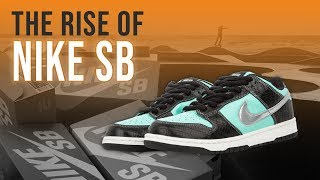 Nike SB: How Nike Conquered The Skateboarding Industry