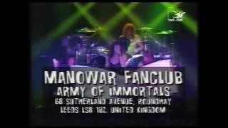 Entevista a Manowar año 1994